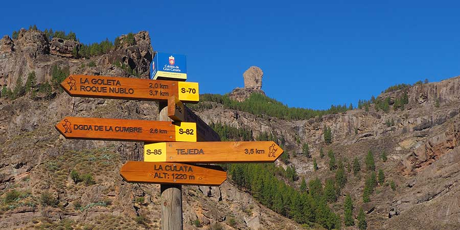 trail-signs-markings-walking-gran-canaria-canariaways
