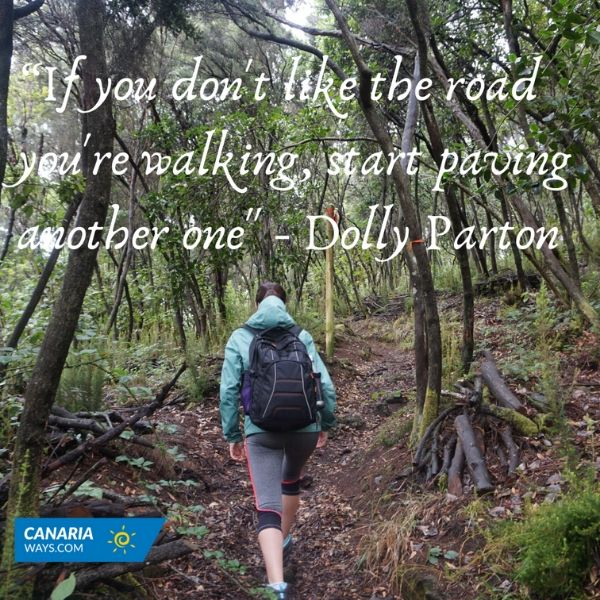 Hiking quote-dolly-parton-canariaways.com