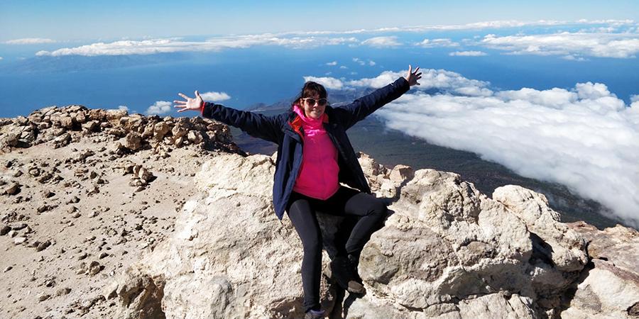 marta-hiking-in-tenerife