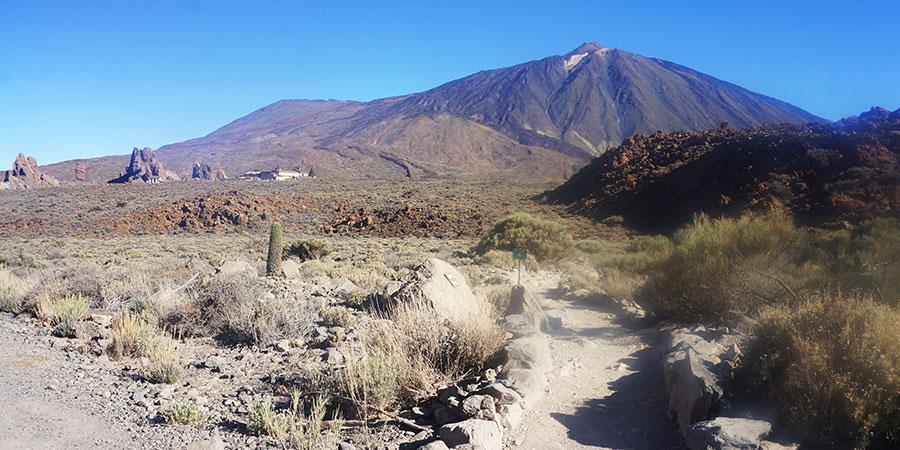 Teide-National-park-hiking-walking-Tenerife-CanariaWays