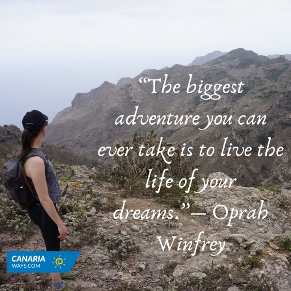 Hiking-quote-oprah-winfrey-canariaways.com